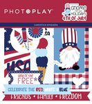 Ephemera - Gnome For July 4th - Photoplay