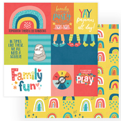 Family Fun Paper - We Can Just Stay Home - Photoplay