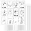 We Can Just Stay Home Color Me Sheet - Photoplay