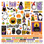 Gnome for Halloween Element Sticker - Photoplay - PRE ORDER