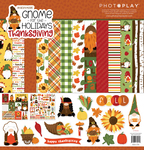 Collection Pack - Gnome For Thanksgiving - Photoplay - PRE ORDER