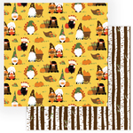 Gather Paper - Gnome For Thanksgiving - Photoplay - PRE ORDER