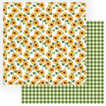 Sunflowers Paper - Gnome For Thanksgiving - Photoplay - PRE ORDER