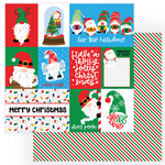 Don't Peek Paper - Gnome For Christmas - Photoplay - PRE ORDER