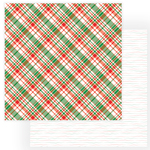 Flannel Shirt Paper - Gnome For Christmas - Photoplay - PRE ORDER