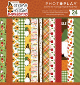 Gnome For Thanksgiving 6x6 Pad - Photoplay