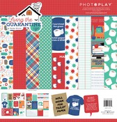 Living the Quarantine Life Paper Pack - Photoplay
