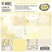 """Vintage Artistry Butter 6""""X6"""" Collection Pack - 49 And Market - PRE ORDER"""