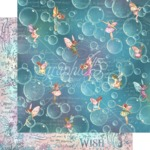 Blowing Bubbles Paper - Fairie Wings - Graphic 45