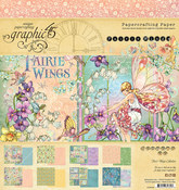 Fairie Wings 8x8 Pad - Graphic 45