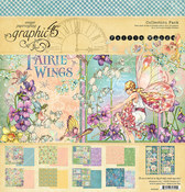 Fairie Wings 12x12 Collection Pack - Graphic 45