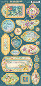 Fairie Wings Chipboard - Graphic 45
