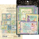 Fairie Wings Ephemera & Journaling Cards - Graphic 45