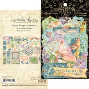 Fairie Wings Die-cut Assortment - Graphic 45