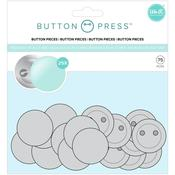 Medium Button Press Refill Pack - We R Memory Keepers - PRE ORDER