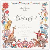 Circus 6 x 6 Paper Pad - Craft Consortium - PRE ORDER