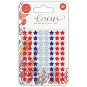 Stars Adhesive Pearls - Circus - Craft Consortium
