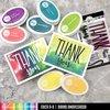 Big Thanks Stamp Set - Catherine Pooler
