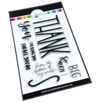 Big Thanks Stamp Set - Catherine Pooler