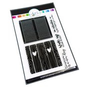 Outside Your Window Stamp Set - Catherine Pooler