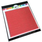 Painted Stripe Background Stamp - Catherine Pooler