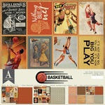 Basketball Paper Pack - All-Star - Authentique