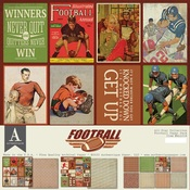 Football Paper Pack - All-Star - Authentique