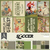 Soccer Paper Pack - All-Star - Authentique