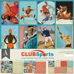 Club Sports Paper Pack - All-Star - Authentique