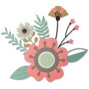 Creative Florals - Sizzix Thinlits Dies