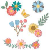Petite Petals - Sizzix Thinlits Dies