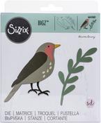 Fly The Nest - Sizzix Bigz Die By Sharon Drury