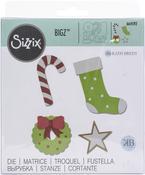 Seasonal Elements - Sizzix Bigz Die By Kath Breen