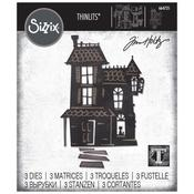 Haunted - Sizzix Thinlits Dies By Tim Holtz