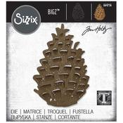 Pinecone - Sizzix Bigz Die By Tim Holtz
