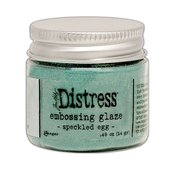 Speckled Egg Distress Embossing Glaze - Tim Holtz