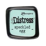 Speckled Egg Distress Enamel Collector Pin - Tim Holtz