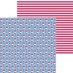 Uncle Sam Paper - Land That I Love - Doodlebug - PRE ORDER