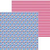 Uncle Sam Paper - Land That I Love - Doodlebug