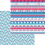 Polka-Dot Parade Paper - Land That I Love - Doodlebug - PRE ORDER