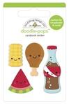 Foodie Friends Doodlepops - Doodlebug