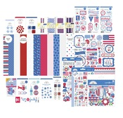 4th Of July Value Bundle - Doodlebug
