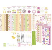 Baby Girl Value Bundle - Doodlebug - PRE ORDER