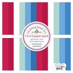 Land That I Love Textured Cardstock Assortment Pack - Doodlebug