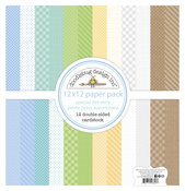 Special Delivery Petite Print Assortment Pack - Doodlebug