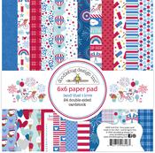 Land That I Love 6 x 6 Paper Pad - Doodlebug - PRE ORDER