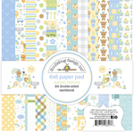 Special Delivery 6 x 6 Paper Pad - Doodlebug