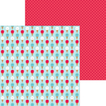 Cool Summer Paper - Land That I Love - Doodlebug - PRE ORDER