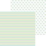 Nursery Stripe Paper - Special Delivery - Doodlebug