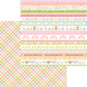 Blankie Paper - Bundle Of Joy - Doodlebug